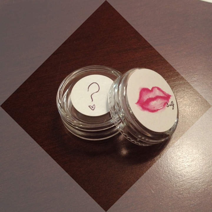 Make Me Glow Blush Sample-