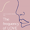 The frequency of love 🌟